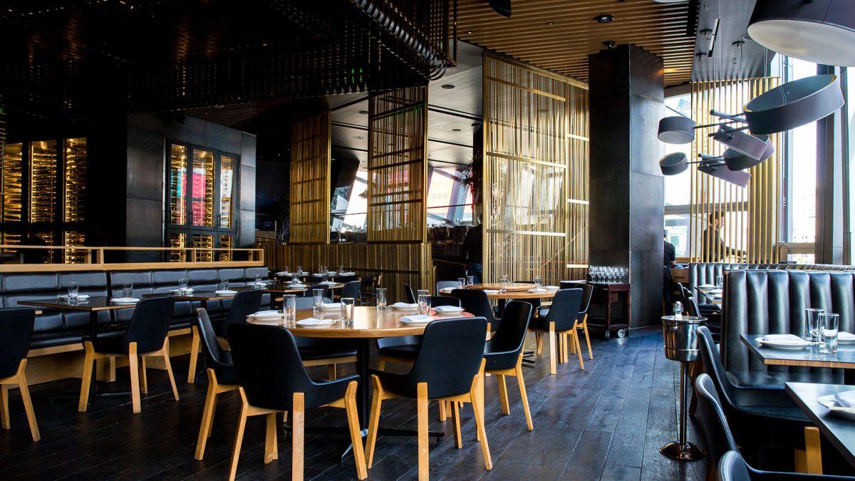 Tendencias 2019 Para Dise 241 O De Restaurantes Davecube Design